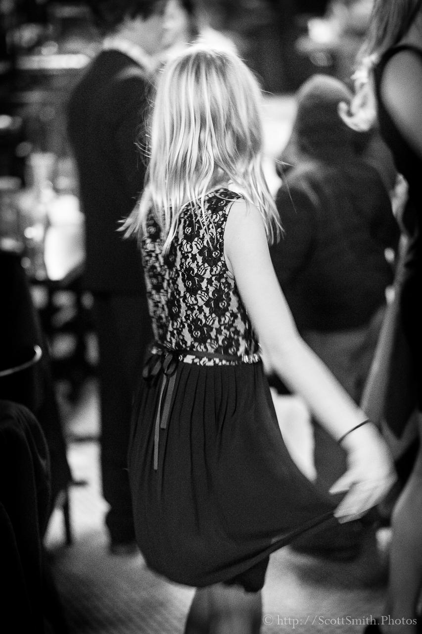 Dancing Girl -  by D Scott Smith