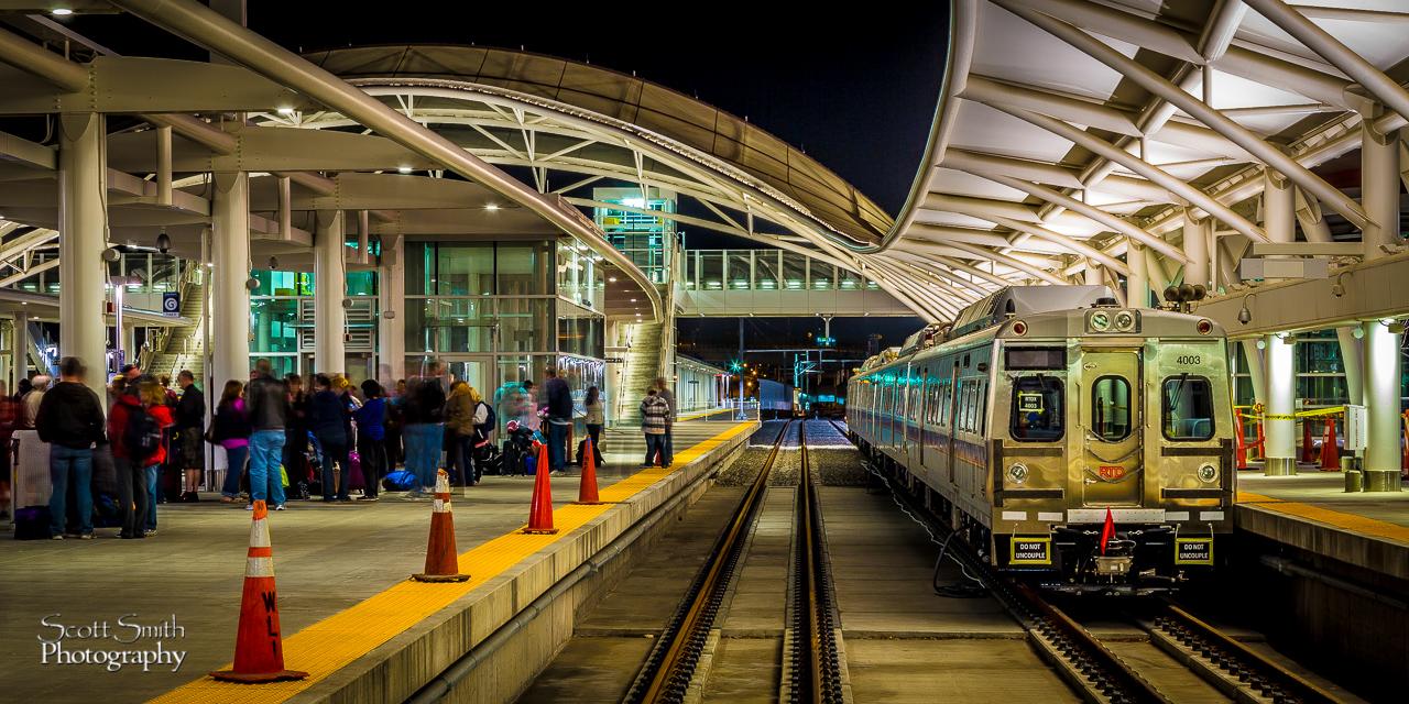 Denver Union Station - Union Station, Denver Colorado. by D Scott Smith