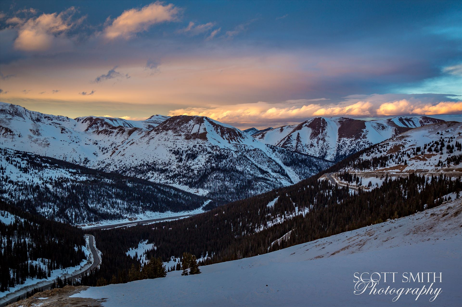 Colorado Winter 11 -  by D Scott Smith