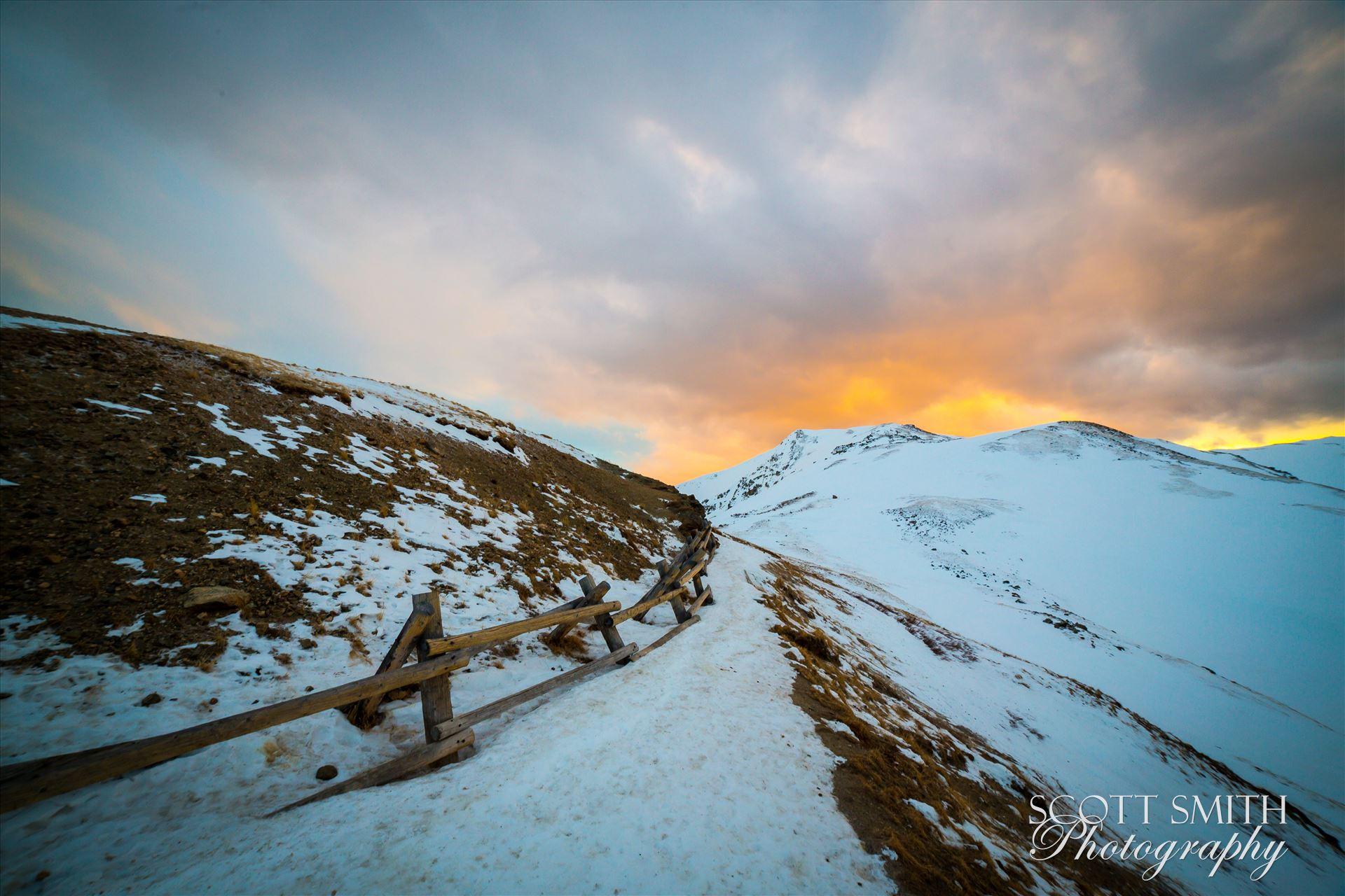 Colorado Winter 07 -  by D Scott Smith