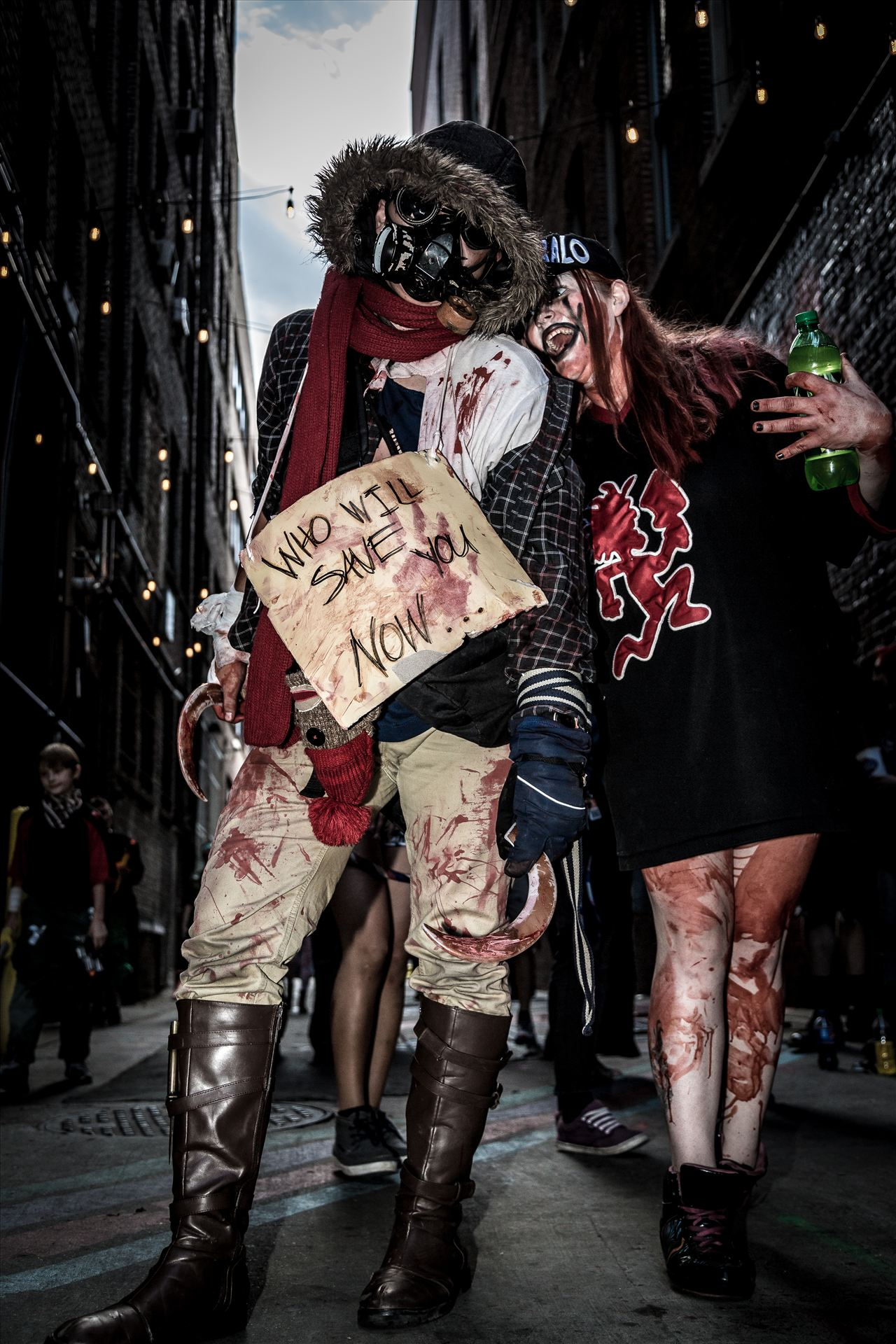 Denver Zombie Crawl 2015 10 -  by D Scott Smith