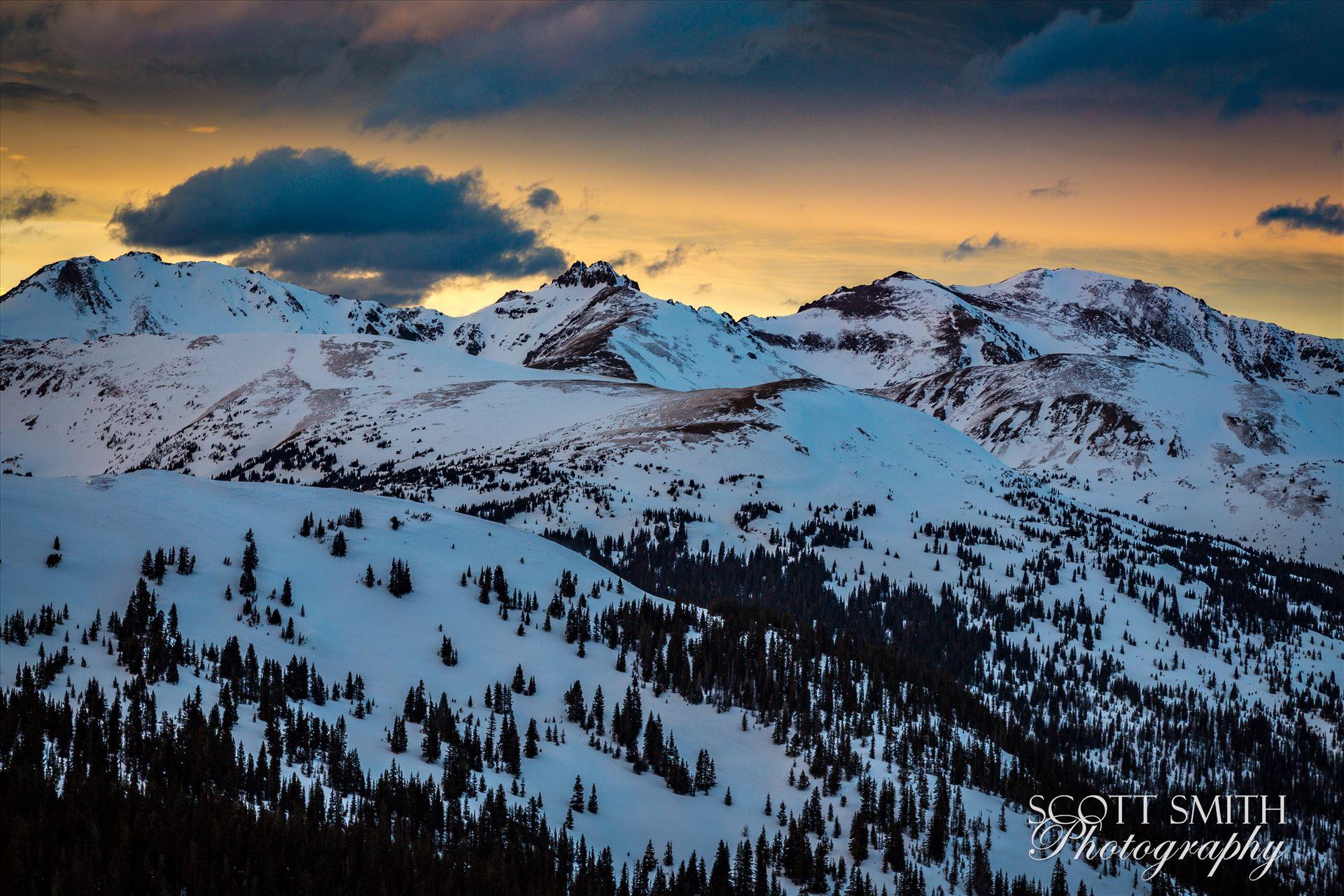 Colorado Winter 10 -  by D Scott Smith