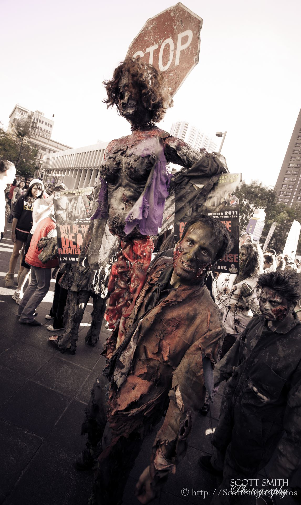 Denver Zombie Crawl 2015 1