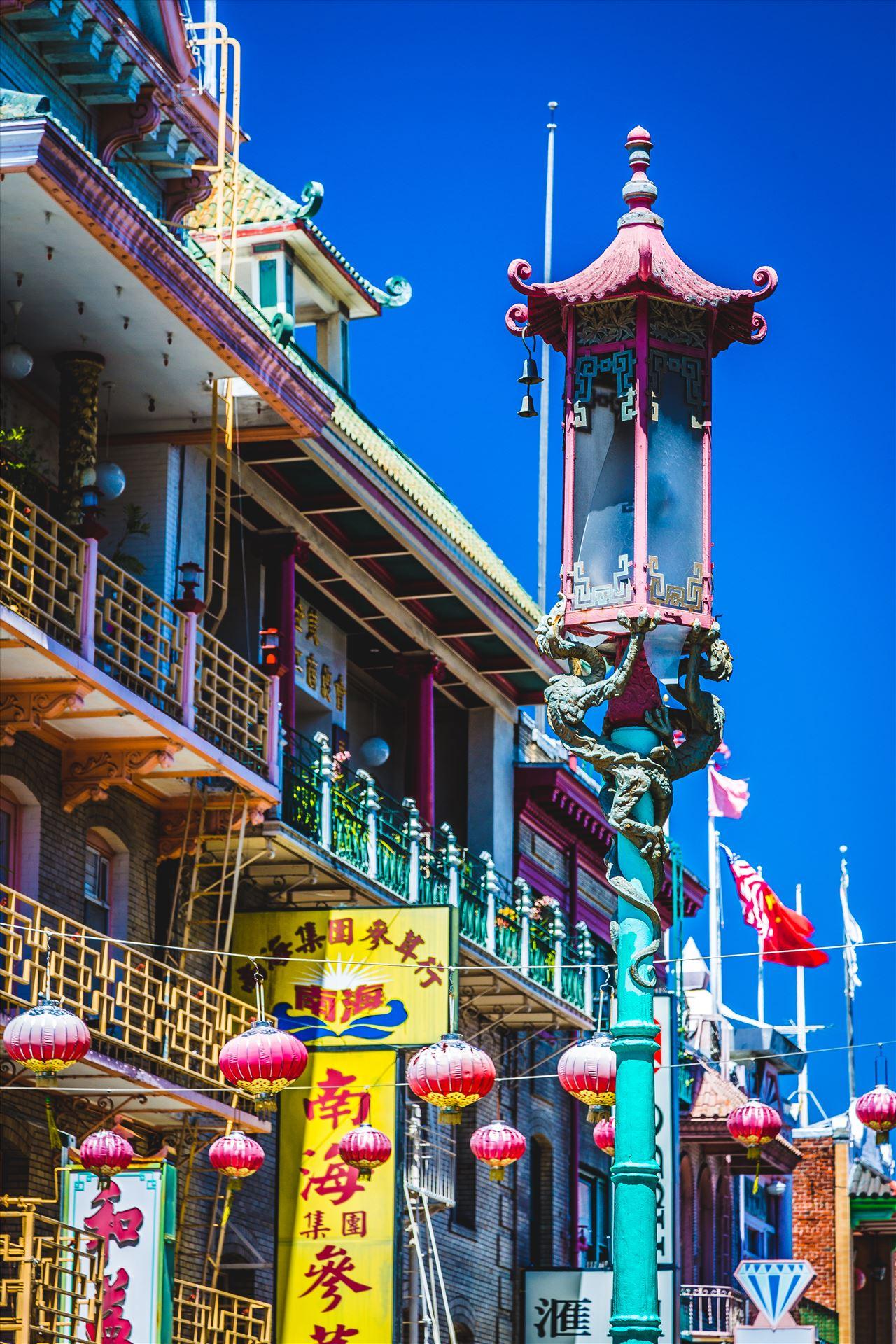 Chinatown -  by D Scott Smith