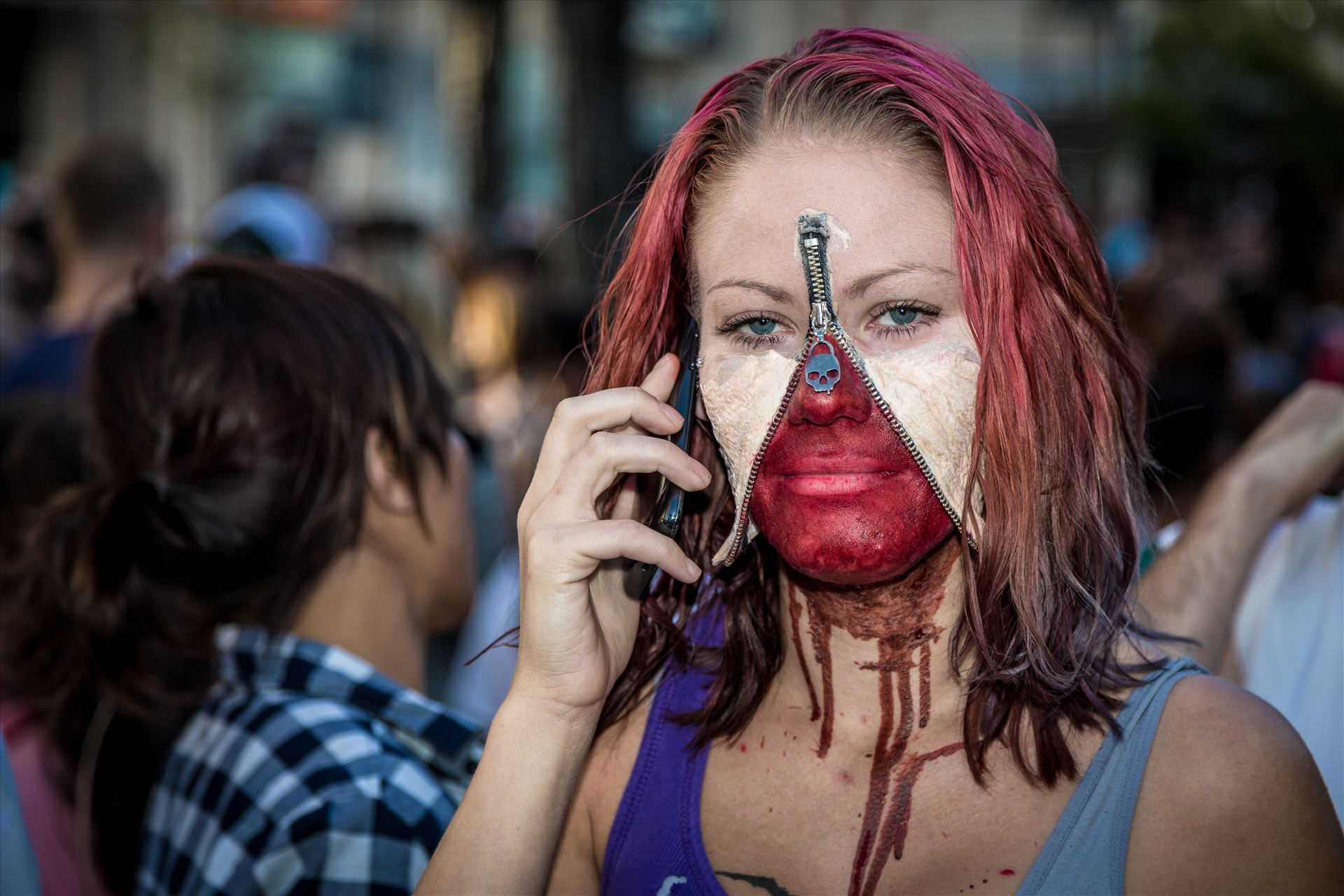 Denver Zombie Crawl 2015 31 -  by D Scott Smith