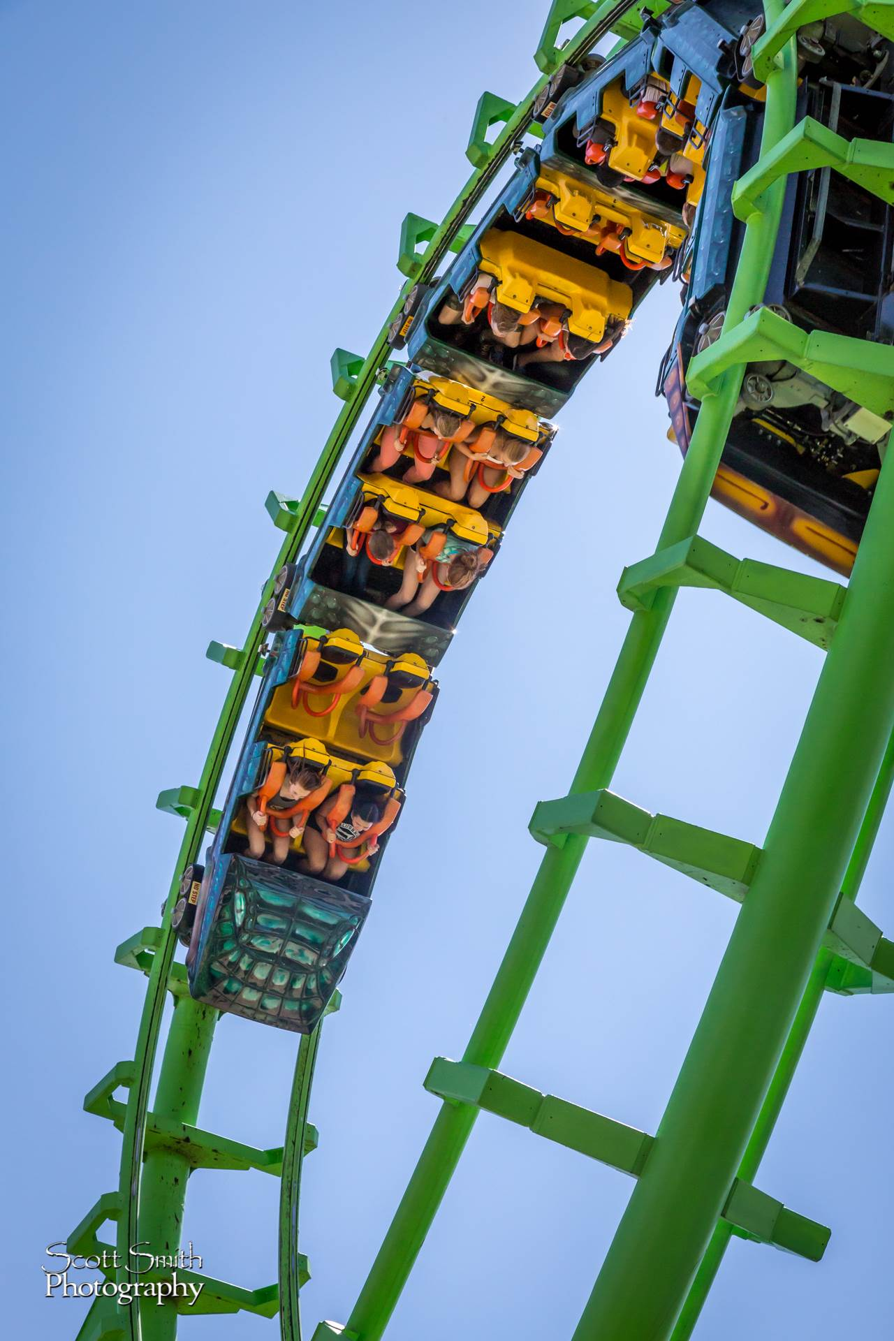 Stomach-Turning Rides at Elitches -  by D Scott Smith