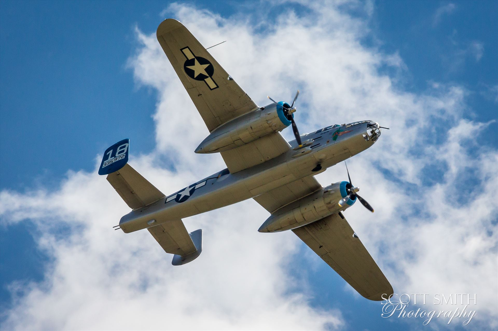North American B-25B Mitchell 4
