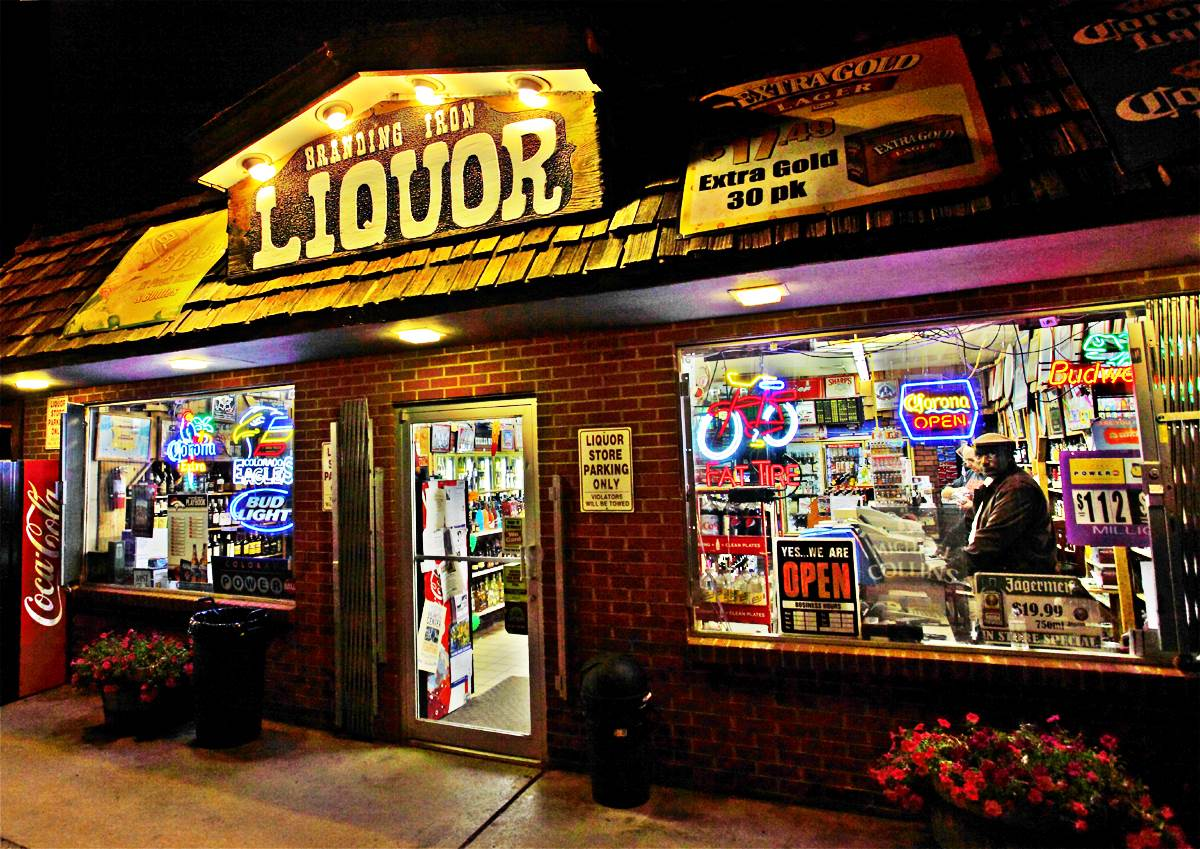 LaPorte Liquor -  by D Scott Smith