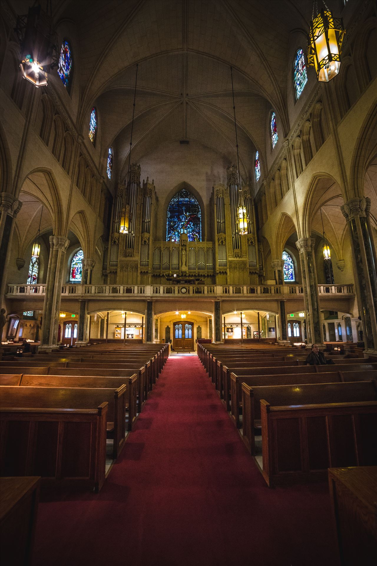 St. Patricks Cathedral 3 -  by D Scott Smith