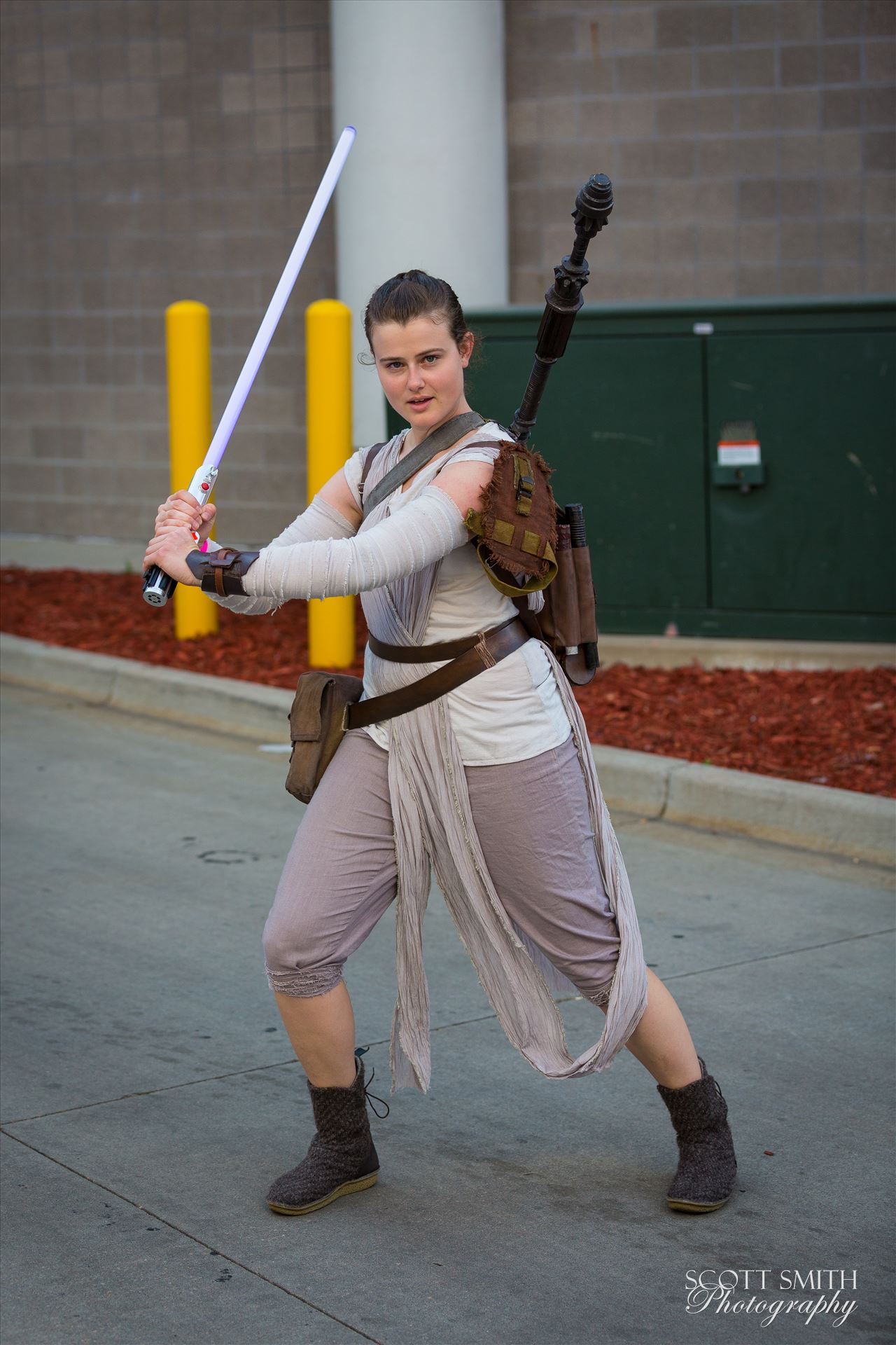 Denver Comic Con 2016 01 - Denver Comic Con 2016 at the Colorado Convention Center. by D Scott Smith