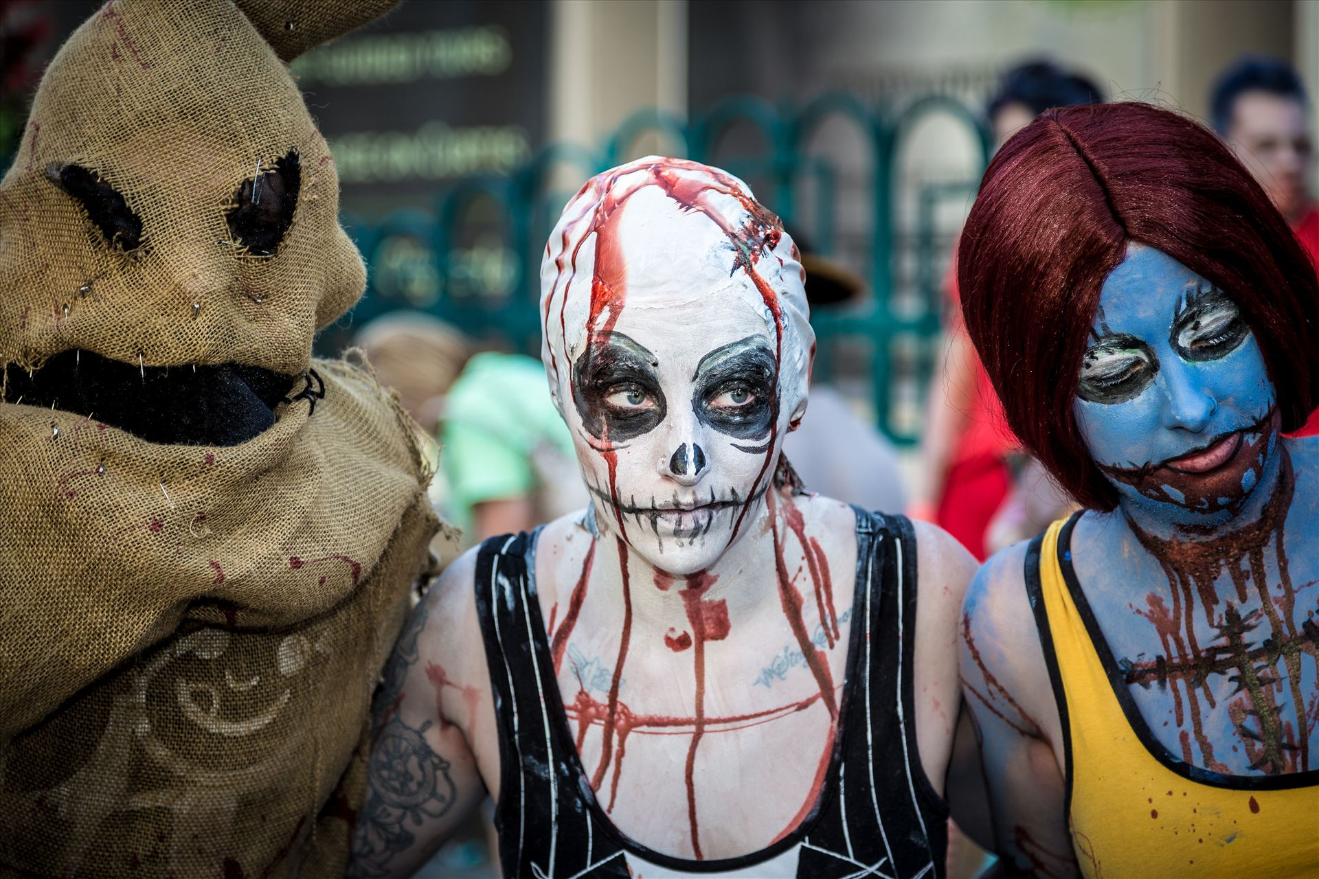 Denver Zombie Crawl 2015 26 -  by D Scott Smith