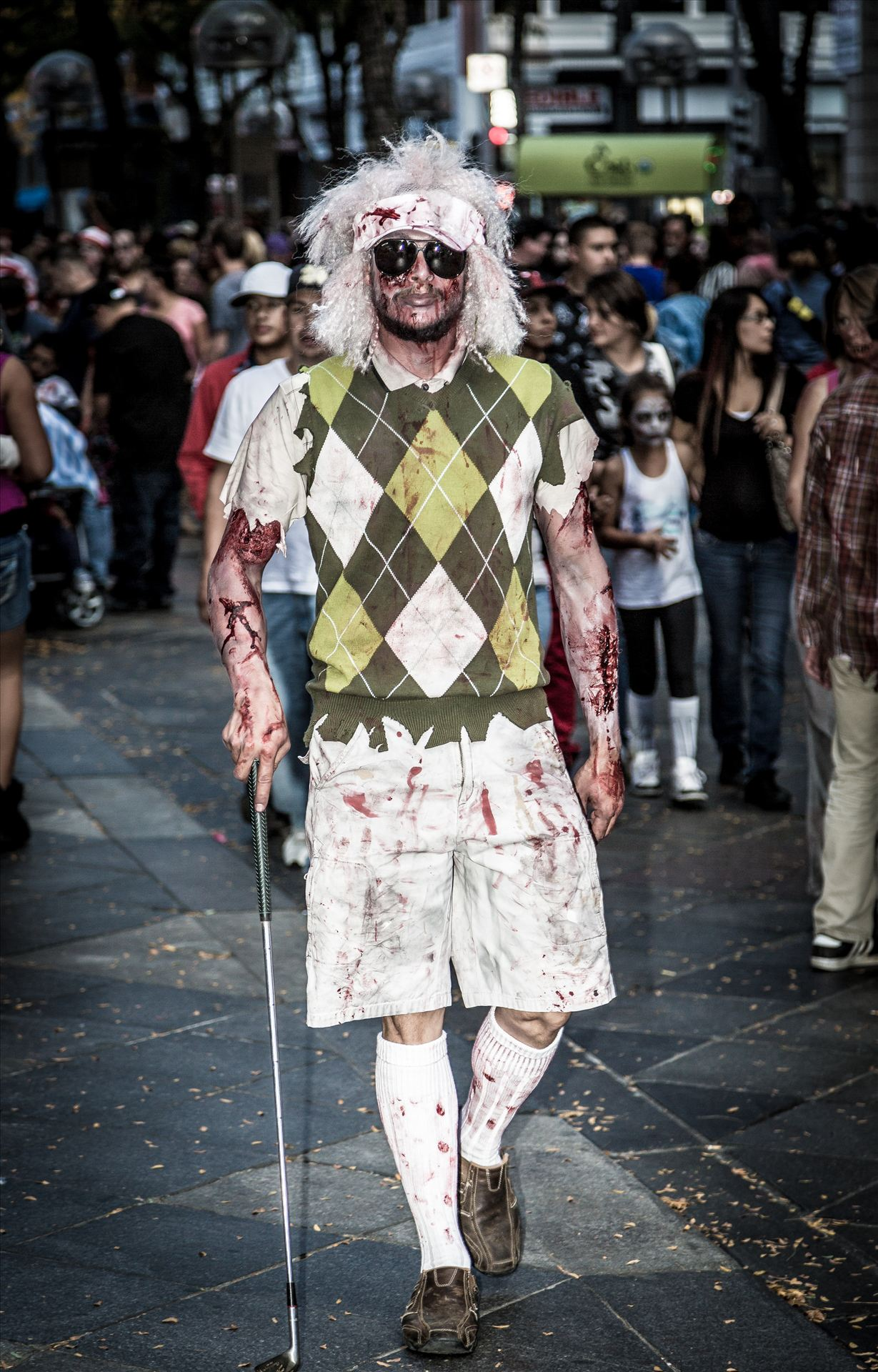 Denver Zombie Crawl 2015 22 -  by D Scott Smith