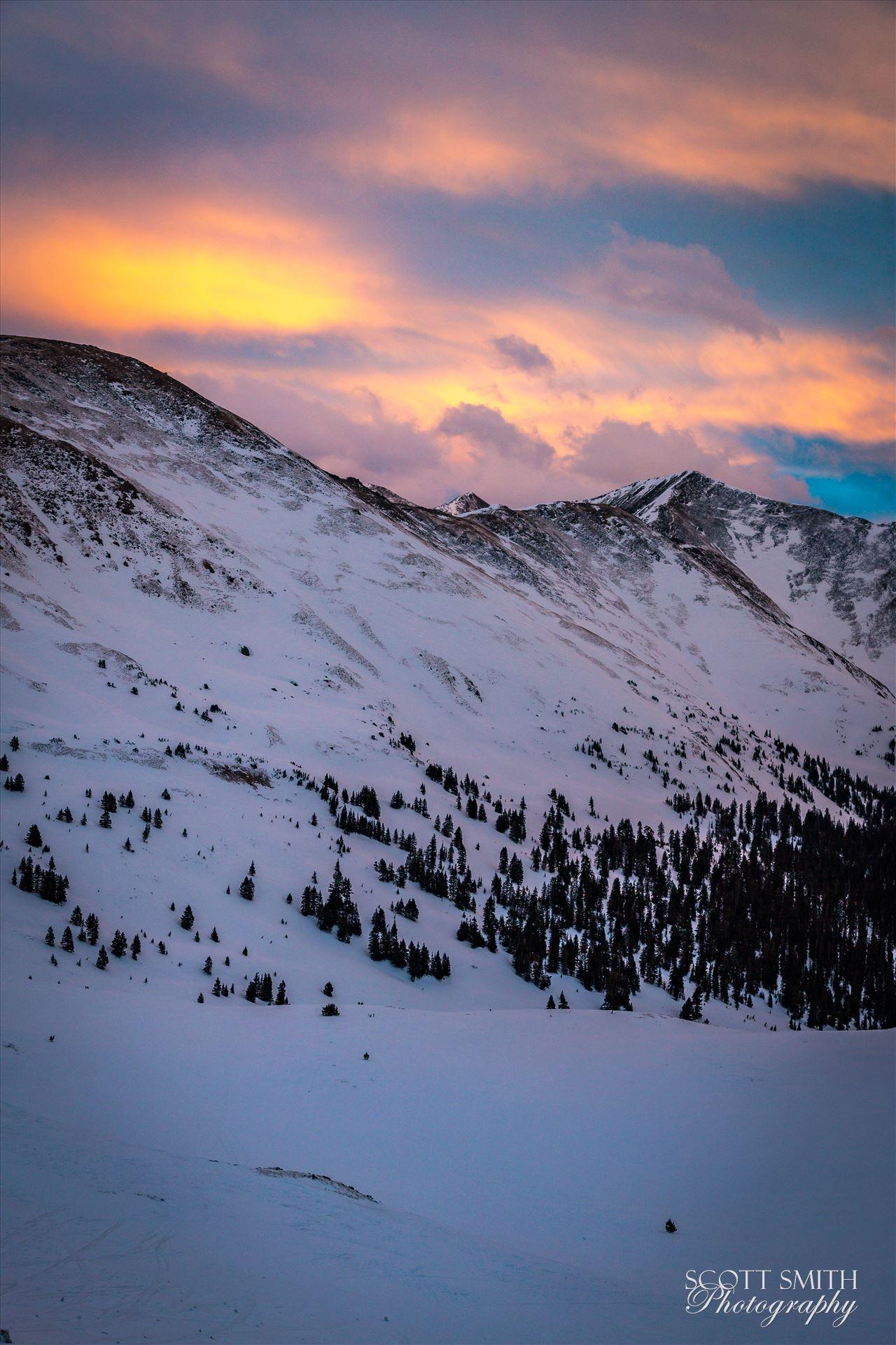 Colorado Winter 03 -  by D Scott Smith