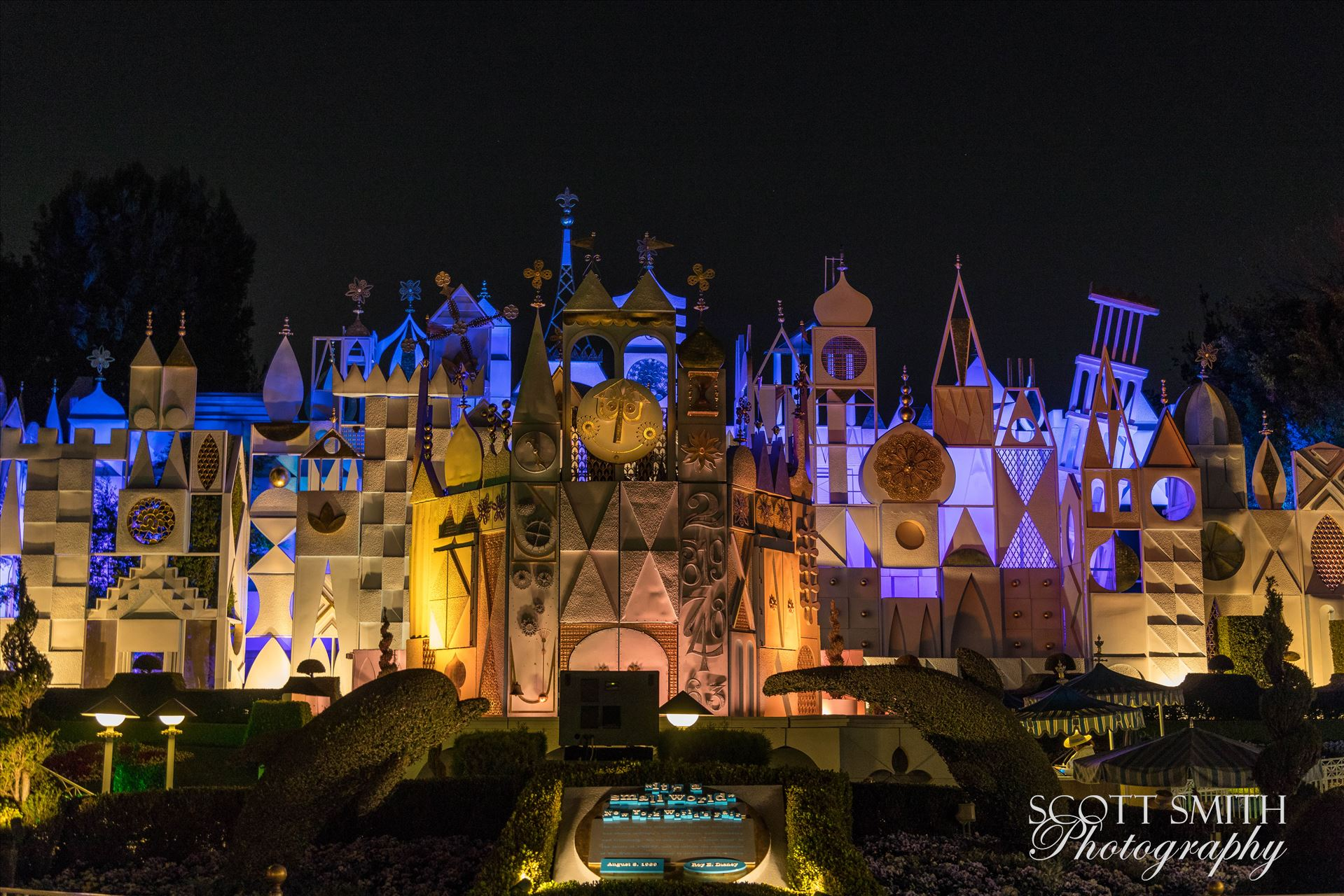 It's a Small World -  by D Scott Smith