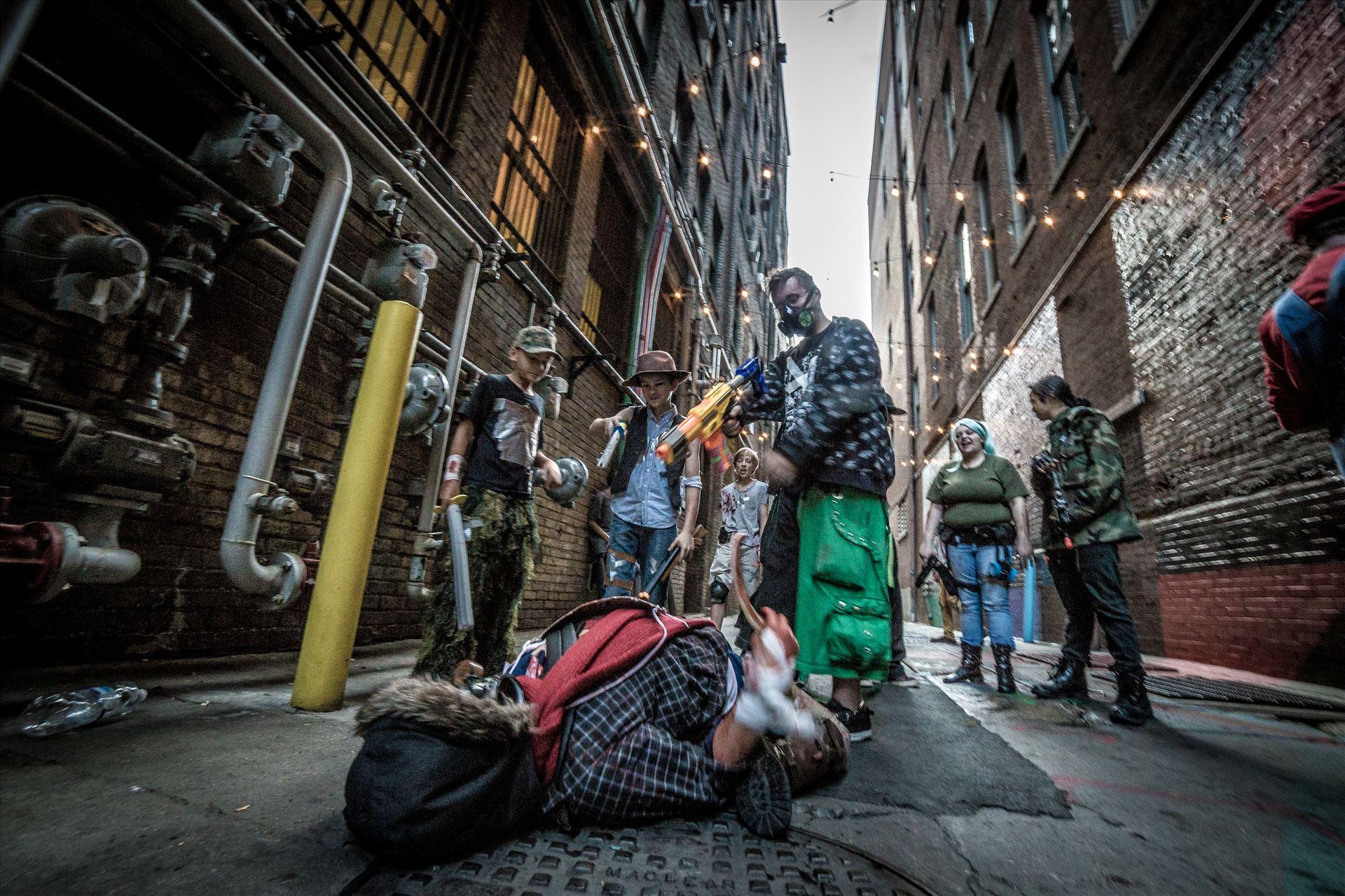Denver Zombie Crawl 2015 8 -  by D Scott Smith