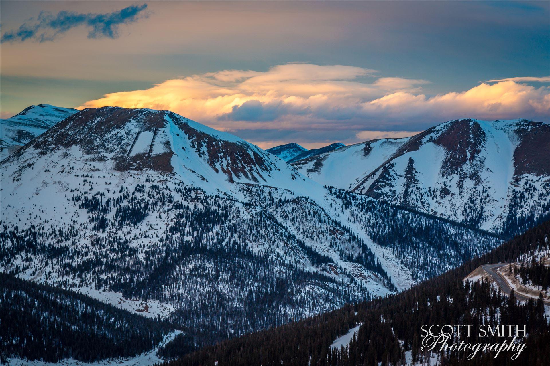 Colorado Winter 09 -  by D Scott Smith