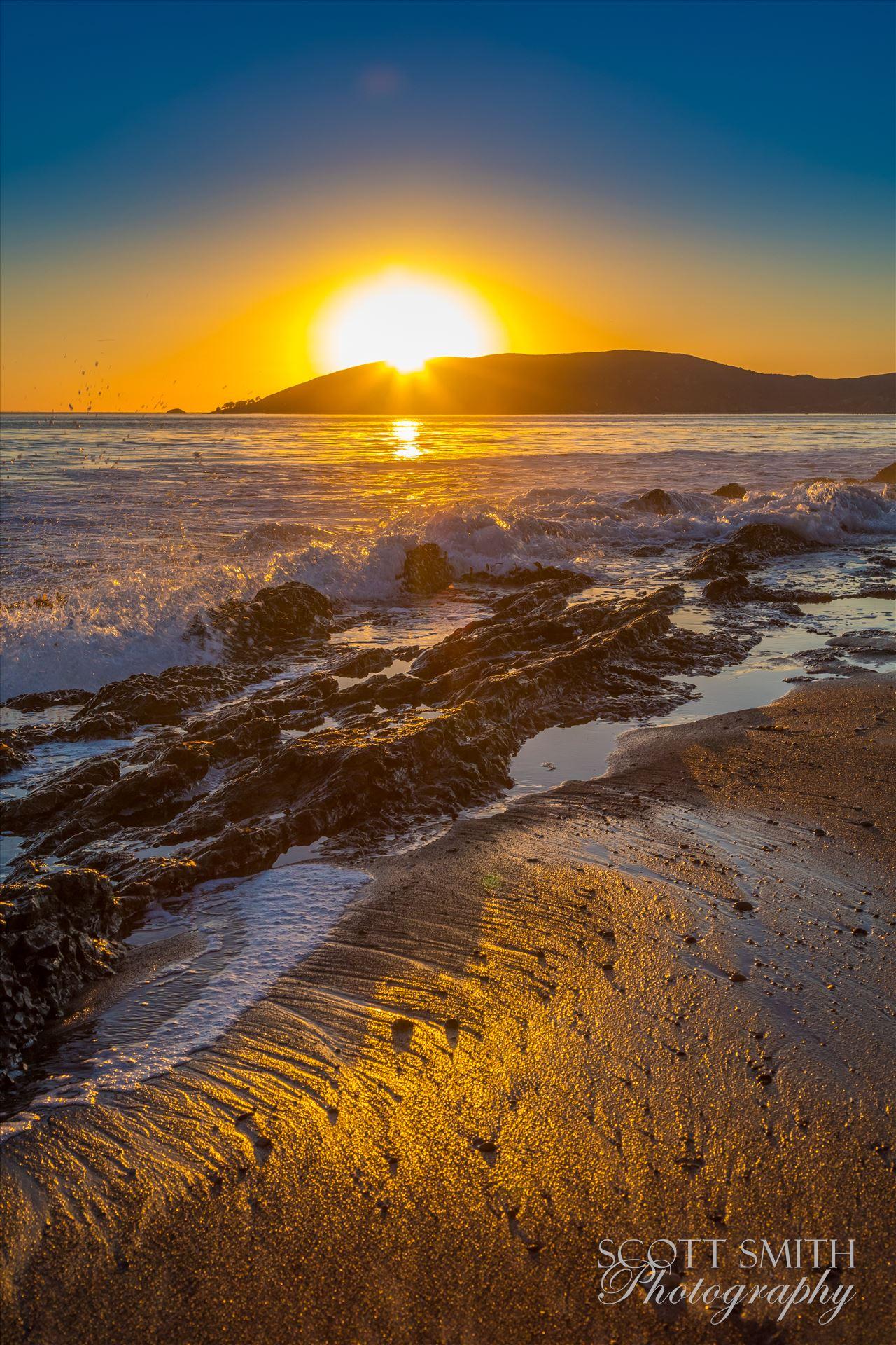 Sunset at Shell Beach 2