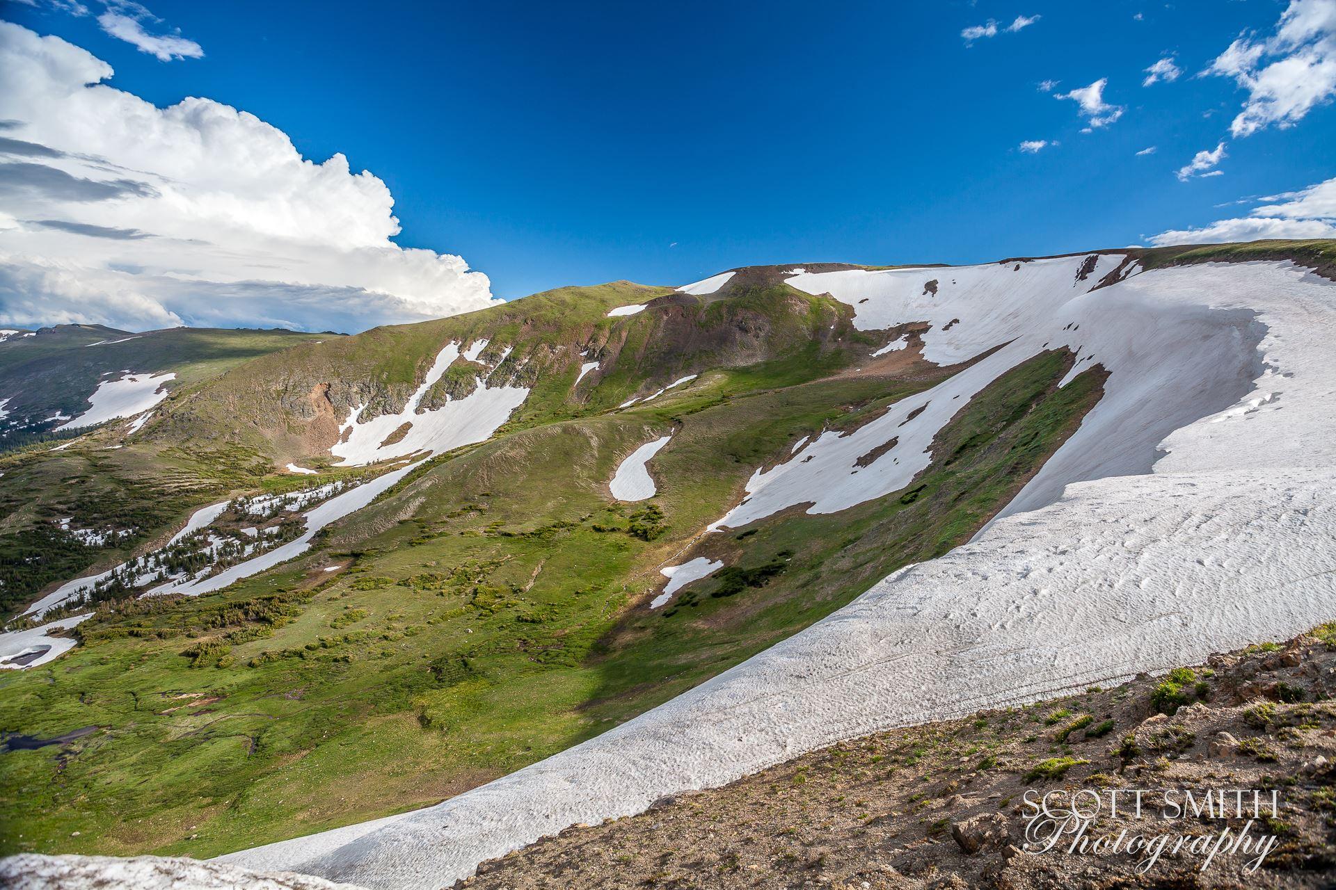 Rocky Mountain National Park 5 -  by D Scott Smith