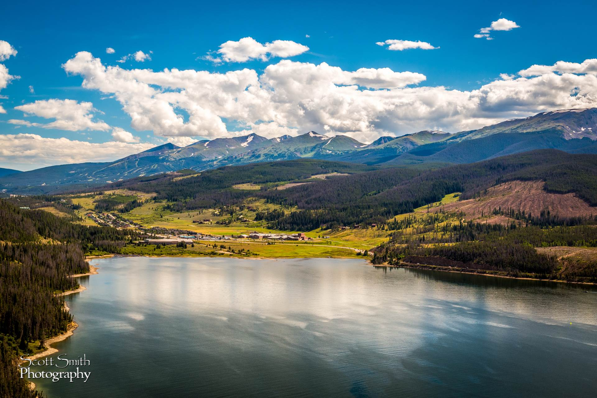Lake Dillon -  by D Scott Smith