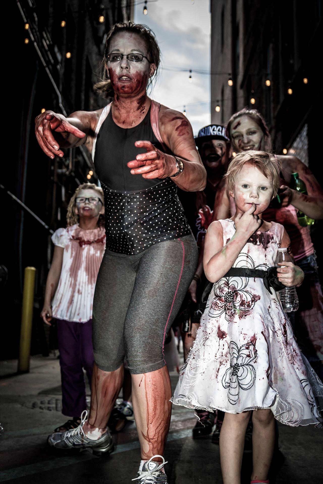 Denver Zombie Crawl 2015 11 -  by D Scott Smith