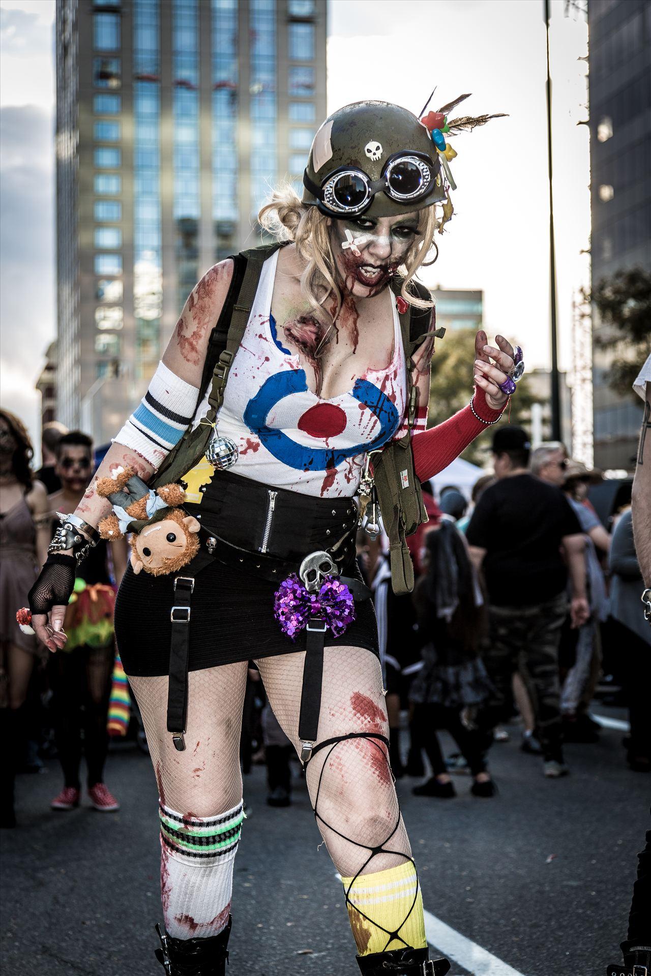 Denver Zombie Crawl 2015 30 -  by D Scott Smith