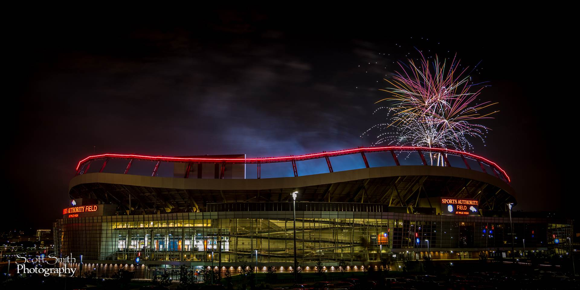 Fourth of July at Mile High
