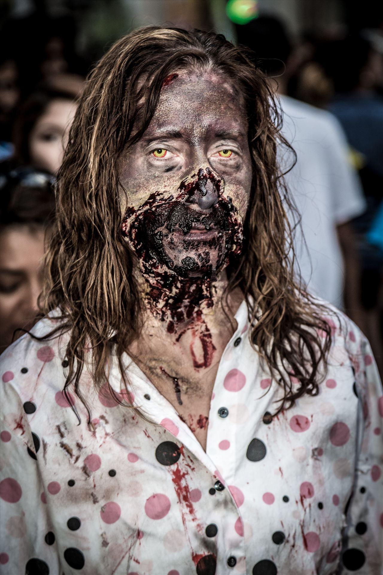 Denver Zombie Crawl 2015 24 -  by D Scott Smith