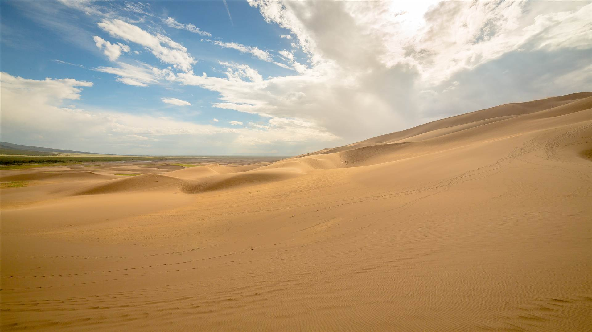 Great Sand Dunes 8 -  by D Scott Smith