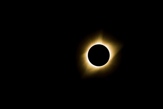 2017 Solar Eclipse 12 B by D Scott Smith