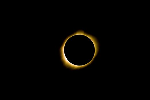 2017 Solar Eclipse 11 by D Scott Smith