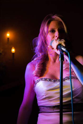 Bride on Stage -