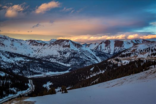 Colorado Winter 11 by D Scott Smith