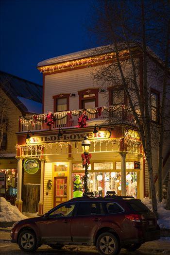 Breckenridge in Wintertime 12 -