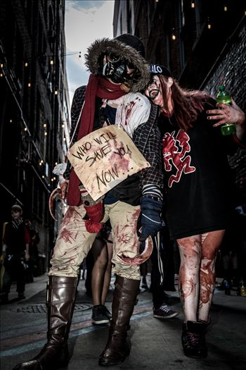 Denver Zombie Crawl 2015 10 -