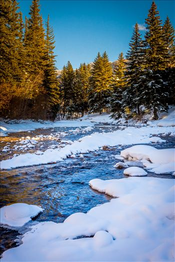 Vail Mountain Stream by D Scott Smith