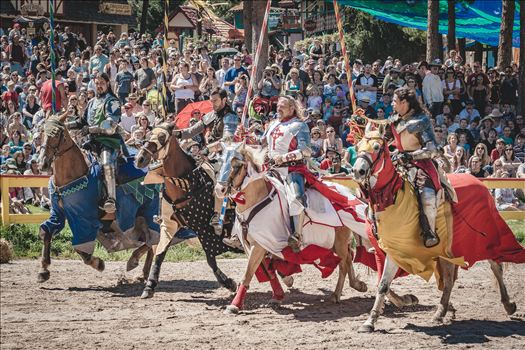 Renaissance Faire - The annual Renaissance Faire in Larkspur, Colorado
