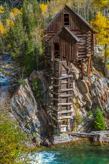 Crystal Mill, Colorado 10 by D Scott Smith