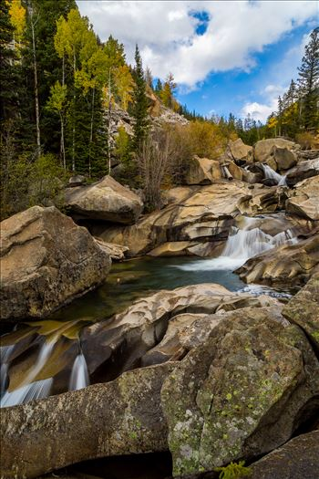 Aspen Grottos II by D Scott Smith