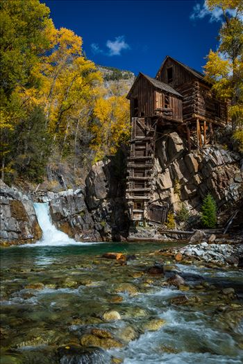 Crystal Mill No 1 by D Scott Smith