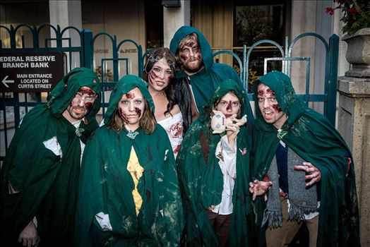 Denver Zombie Crawl 2015 33 by D Scott Smith