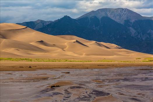 Great Sand Dunes 2 by D Scott Smith