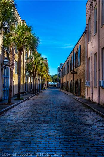 Cobblestone in Charleston -