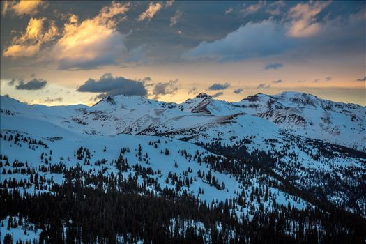 Colorado Winter 12 by D Scott Smith