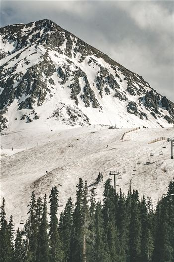 Lenawee - Lenawee Mountain at Arapahoe Basin, Colorado