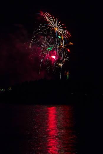 Dillon Reservoir Fireworks 2015 23 -