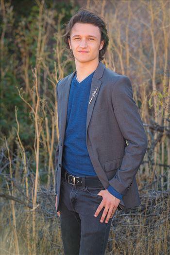 Ryan Fredericks - Senior Shoot - Senior picture session with Ryan at Red Rocks, Colorado - September 17th 2016.