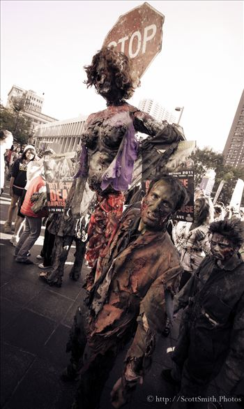 Denver Zombie Crawl 2015 1 by D Scott Smith