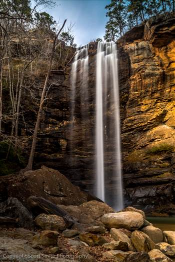 Toccoa Falls III by D Scott Smith