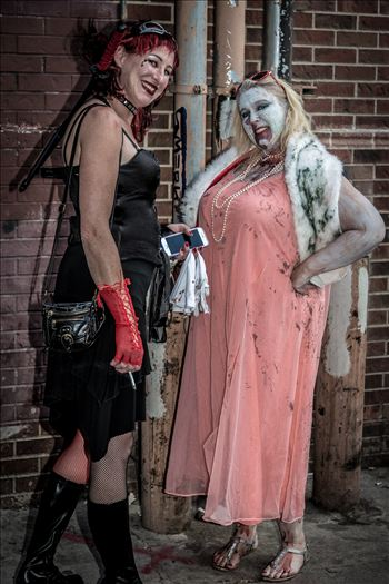 Denver Zombie Crawl 2015 9 by D Scott Smith