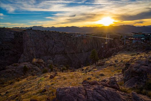 Royal Gorge No 3 by D Scott Smith